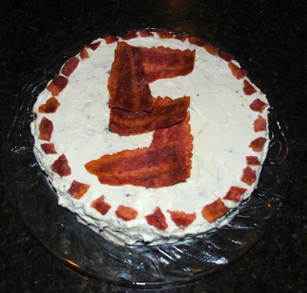 Charley #5 cake